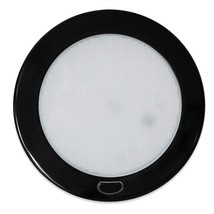 "Dream Lighting 12Volt LED Panel Light with Switch - 5"" Black Shell Ceili... - $21.64"