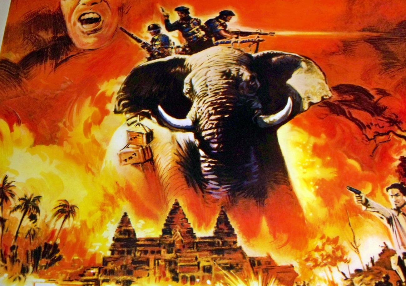 Kampuchea express movie poster 003