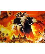 Angkor: Kampuchea Express 1982 European Movie Poster - $9.99