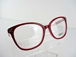 NEW LIU JO  LJ 2621 (681) Strawberry / Pink 52 x 16 135 mm Eyeglass Frame - $42.04