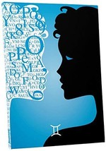 "Pingo World 1221P81DUI4 ""Pop 'Zodiac Sign Gemini'"" Gallery Wrapped Canva... - $57.37"