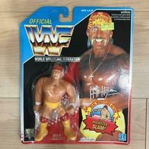 HASBRO Hulk Hogan Figura Professionale Lottatore Wwf Retrò Vintage Raro ... - $335.48