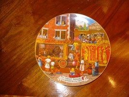 <>< Vintage collector plate Great Parade No 4 Ringling Bro. and Barnum &... - $4.99