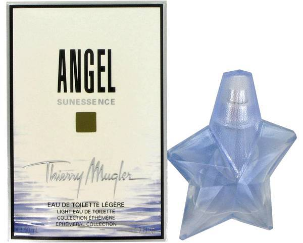Thierry Mugler Angel Sunessence Light 1.7 Oz Eau De Toilette Spray