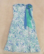EUC Musette Strapless Dress Size 4 - $27.90