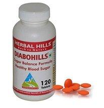 Diabohills Sugar Balance Formula 120 Tablets - $23.62