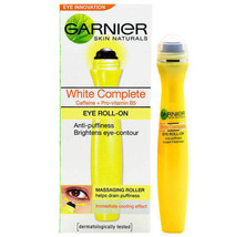 Garnier Skin Naturals White Complete Eye Roll-On | 15ml | Free Ship Worl... - $14.84