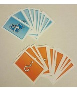 Monopoly Chance and Community Chest Cards  2014 Edition  Free Shipping  - $6.44