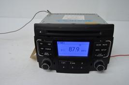 2011 2012 Hyundai Sonata Radio Cd Player Oem Radio 96180-3Q000 Tested K50#018 - $30.10