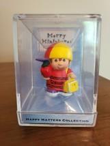 "Hallmark ""Booker Beanie"" Happy Hatter Collection Merry Miniatures 2000 C... - $9.85"
