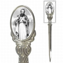 St Jude Thaddeus Patron Saint Of The Impossible Mail Letter Opener - $24.99