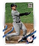 2021 Topps #186 Luke Voit NM-MT Yankees - $0.99