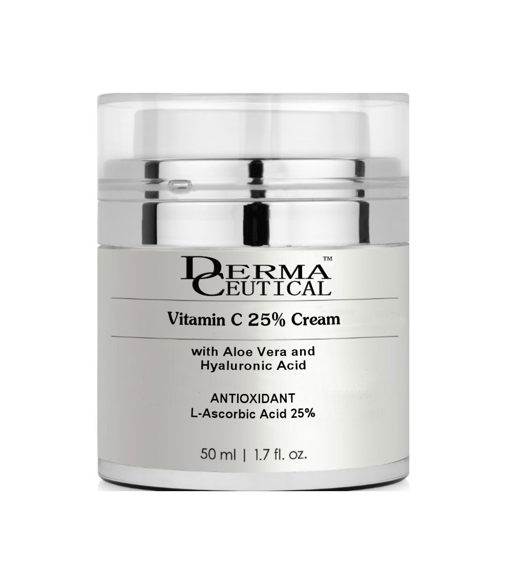 Primary image for Vitamin C 25% CREAM – DermaCeutical