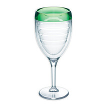 Tervis 9 oz. Wine Glass in Mint - $19.99