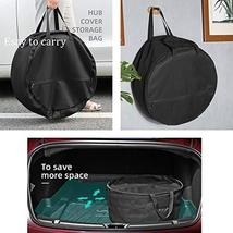 Farmogo Tesla Model 3 Aero Wheel Cover Storage Bag Water-Proof Wheel Cap Organiz image 2