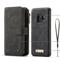 k18) Leather flip Magnetic back cover cover For Samsung Galaxy MODELS - $90.00