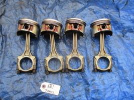 94-01 Acura Integra GSR B18C P72 pistons and rods OEM engine motor VTEC ... - $149.99