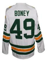 Custom Name # Greensboro Generals Retro Hockey Jersey 1960 New White Any Size image 2