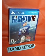 MLB: The Show 16 (Sony PlayStation 4, 2016) - $12.86