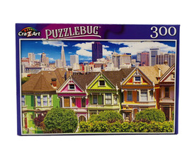 Painted Ladies From Alamo Square And San Francisco Skyline - Puzzle 300 ... - $5.05