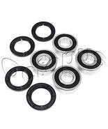 Compatible with HONDA ATC250 ES/SX ATV Bearings kit both sides Front Whe... - $22.63