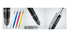 Zebra DelGuard Light MAZ84 0.5mm Assorted Colors Mechanical Pencils (Pack of 6) - $20.49