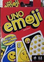 UNO Emojis Edition Card Game (LOC EC-11) - $12.19