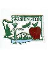 Washington Olympia 4 Color Fridge Magnet - $3.50