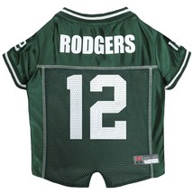 Aaron Rodgers #12 Pet Jersey - XL - $21.09