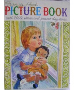 Frances Hook Picture Book with Bible Stories by Wanda Hayes - £9.77 GBP