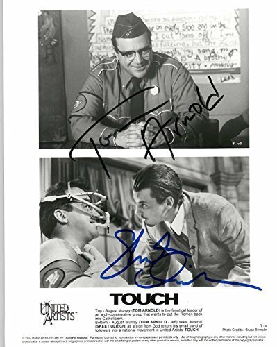 tom arnold skeet ulrich signed autographed quot touch quot glossy 8x10 photo coa mat photographs tom arnold skeet ulrich signed autographed quot touch quot glossy 8x10 photo coa mat photographs