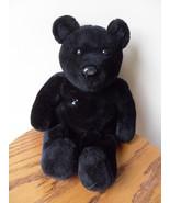 """Derek Jeter  #2 Black Bear Plush 15"""" Bean Stuffed New York Yankee Bear T... - $18.26"""