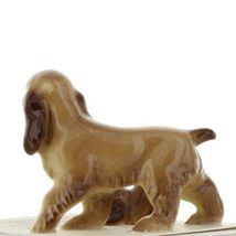 Hagen Renaker Miniature Dog Cocker Spaniel Papa and Pup Ceramic Figurine Set image 5