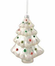 "Bethany Lowe Designs Christmas ""Oh Christmas Tree  Ornament"" Glass LO5656 - $11.99"