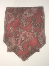 Chadwick By Wembley 100% Polyester Vintage Mens Necktie For Blue Black G... - $9.99