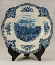 Johnson Brothers Old Britain Castles Belvoir Castle England Transferware Plate - $11.99