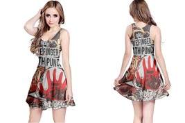 Casual Five Finger 13death1 Punch4 Reversible Dress - $21.99+