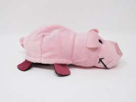 Jay @ Play The Original FlipaZoo Mini Plush - New - Ruby Piglet & Sofie Cow - $8.54