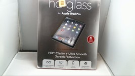 ZAGG - InvisibleShield HD Glass Screen Protector for Apple iPad Pro ID7HGS-F00 - $14.01