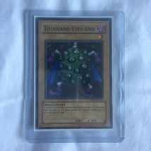Thousand-Eyes Idol RP02-EN020 Common Yu-Gi-Oh Card Used Spellcaster Dark Normal - $17.99