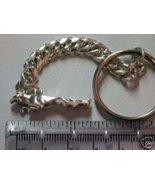 JAGUAR Key chain...........Sterling Silver - $59.00