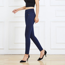 Slim Fit Women Stretch Jeans Perfect Rise to 5XL - $38.99