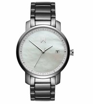 MVMT Women's Watches | Signature Series | Silver Pearl - $167.31