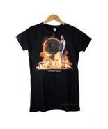 NEW The Hunger Games District 12 GALE in fire Girl JuniorYouth T-Shirt i... - $17.99