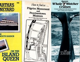 Cape Cod, Massachusetts - Souvenir 6  Booklets image 6