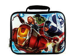 Avengers soft lunchbox-By Thermos Co.