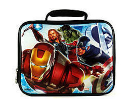 Avengers soft lunchbox-By Thermos Co. - $14.64 CAD