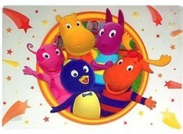Backyardigans Placemat A Set Of 4 Placemats All Of The Same Style - $12.95