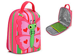 BUTTERFLY LUNCHBOX-BPA FREE - $10.12