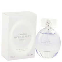 Sheer Beauty Essence By Calvin Klein Eau De Toilette Spray 1 Oz For Women - $26.55